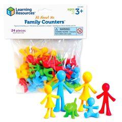 Моя семья 24 шт. Learning Resources