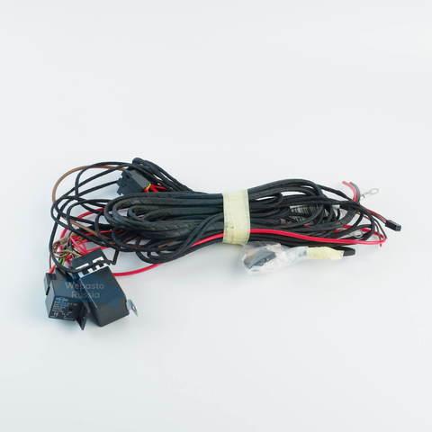 Жгут проводов для доработки догревателя Webasto TTZ в TTC