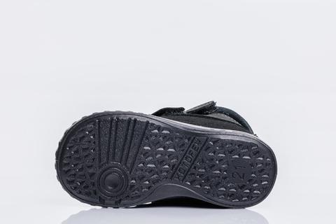Ботинки waterproof black, Котофей (ТК Луч)