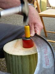 Приспособление для отбивания ручной косы FUX
