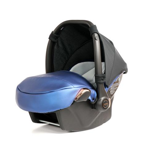 Детское автокресло Junama Fluo синее