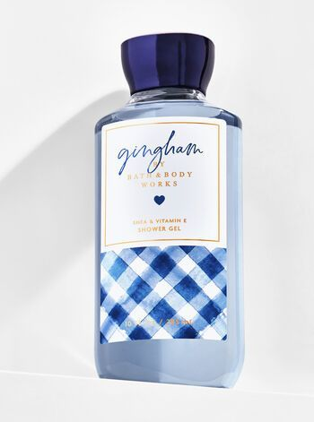 Гель для душа Bath&BodyWorks Gingham 295 ml