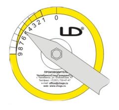 Схема регулирования LD КШ.Ц.Ф.Regula 025.040.02 Ду25 регулирующий