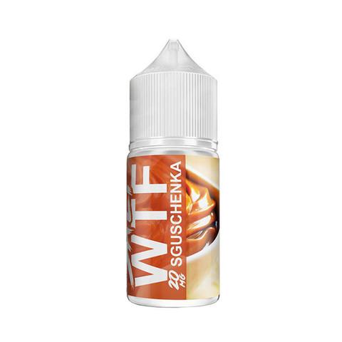 Жидкость WTF Salt 30 мл Sguschenka