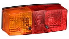 Задний левый фонарь Hella 2SD 003 184-031