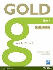 Gold NEd First Teacher's Book