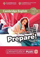Cambridge English Prepare! Level 4 Presentation...