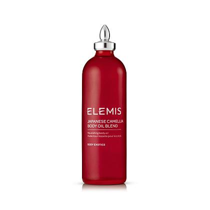 ELEMIS Japanese Camellia Oil Blend Регенерирующее масло для тела Японская камелия 100 мл