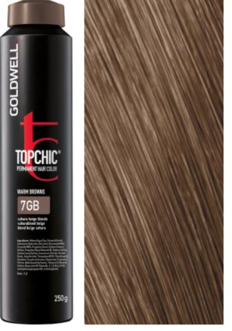 Goldwell Topchic 7GB песочный русый TC 250ml