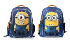 Гадкий я рюкзак школьный Миньон