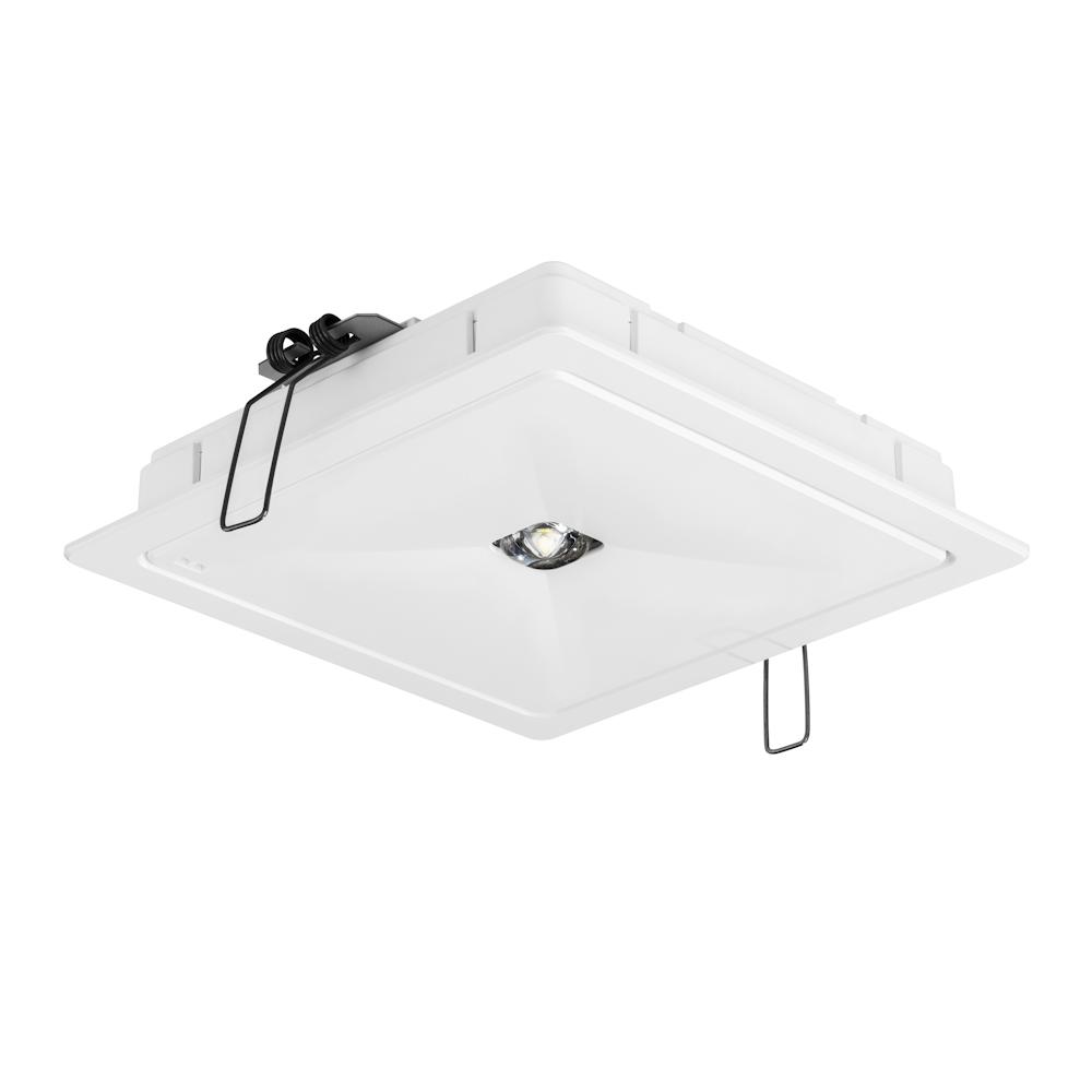 Аварийные светильники для зон повышенной опасности ONTEC R S1 с рамкой – общий вид