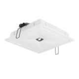 Аварийные светильники для зон повышенной опасности с рамкой для встраиваемого монтажа ONTEC R S1, S2 TM Technologie