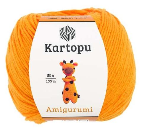 Купить Пряжа Kartopu Amigurumi Код цвета K322 | Интернет-магазин пряжи «Пряха»