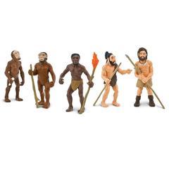 Эволюция человека, Safari Ltd, состав развивающего набора