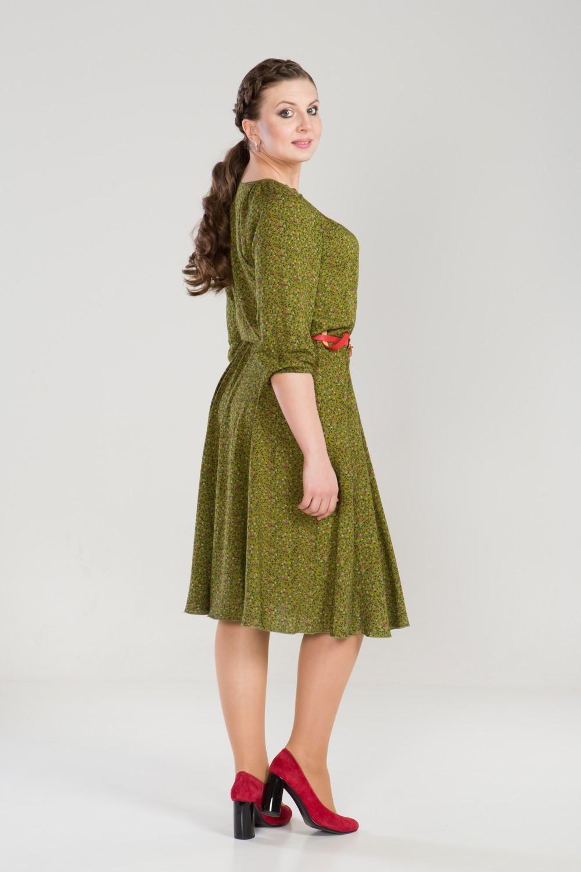 4555  Платье