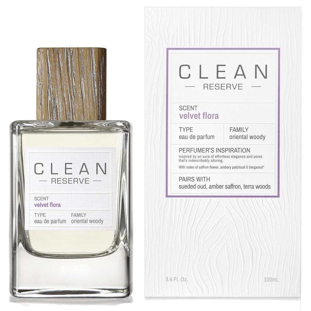 Clean Velvet Flora EDP