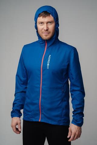 Ветровка для бега Nordski Run Vasilek мужская