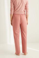 Неймовірно м'які широкі штани рожевого кольору