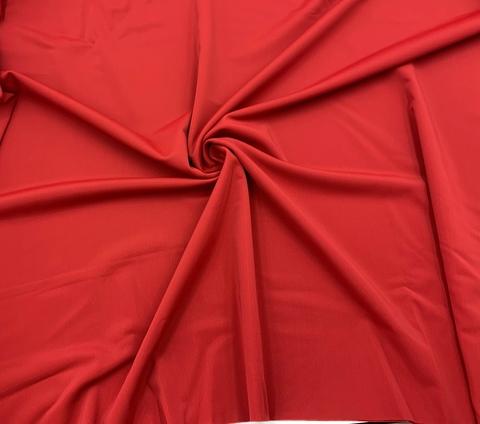 Микрофибра темно-красная (цв. 101) (метражом)