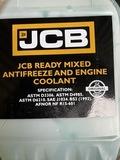 Антифриз JCB Readymix готовый канистра 5л 5L/40061125