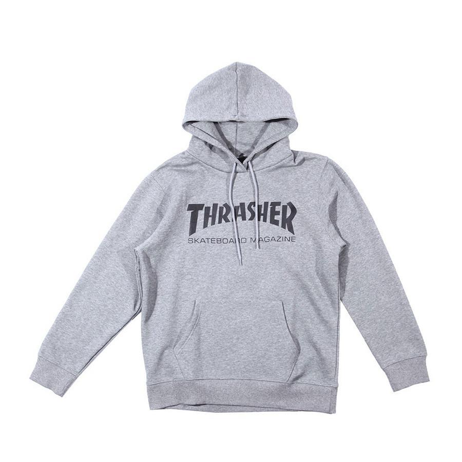 Толстовка THRASHER Skate Mag Hood Grey