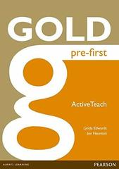 Gold NEd Pre-First Active Teach