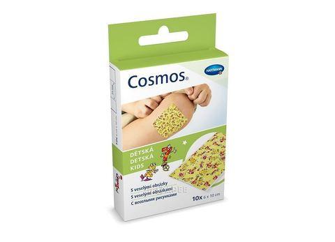 Пластырь детский с рисунками  Hartmann Cosmos® Kids