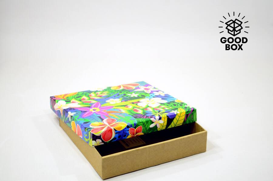 Коробка 250*250*50