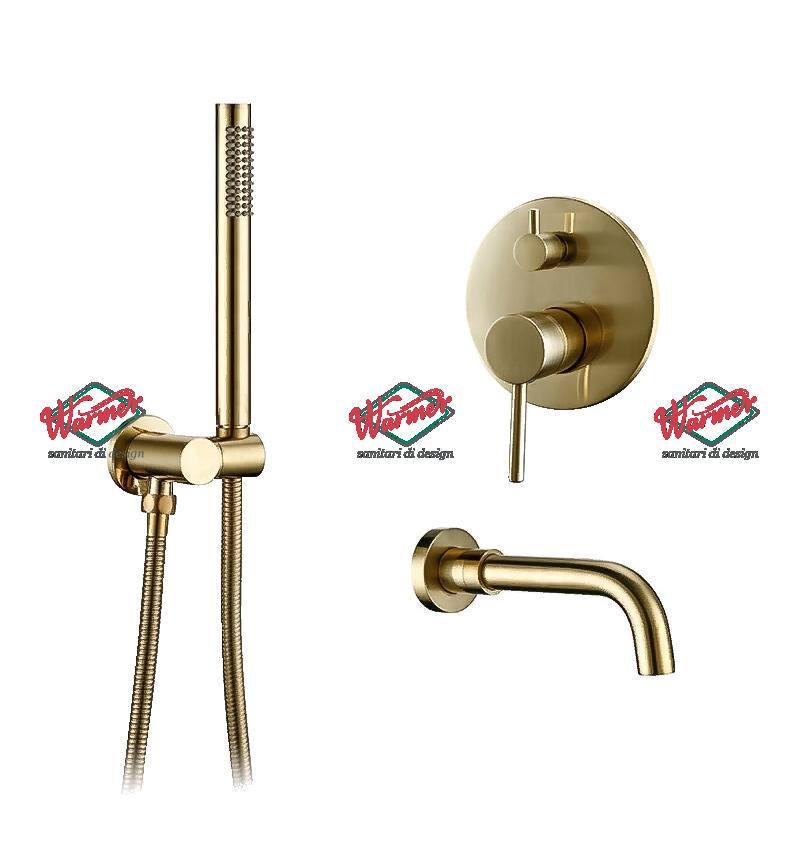 Душевая программа Комплект для ванны и душа Warmer Bronze Line 150135 17-_4_.png