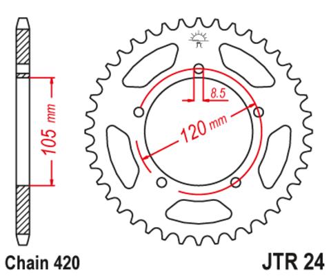 JTR24