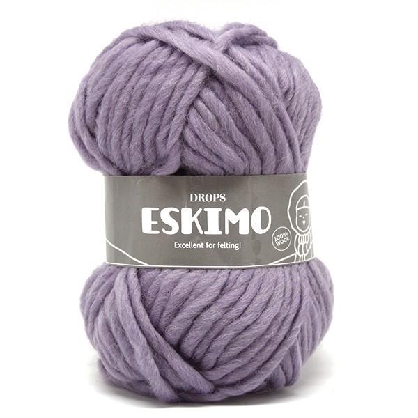 Пряжа Drops Snow Eskimo 54 сирень