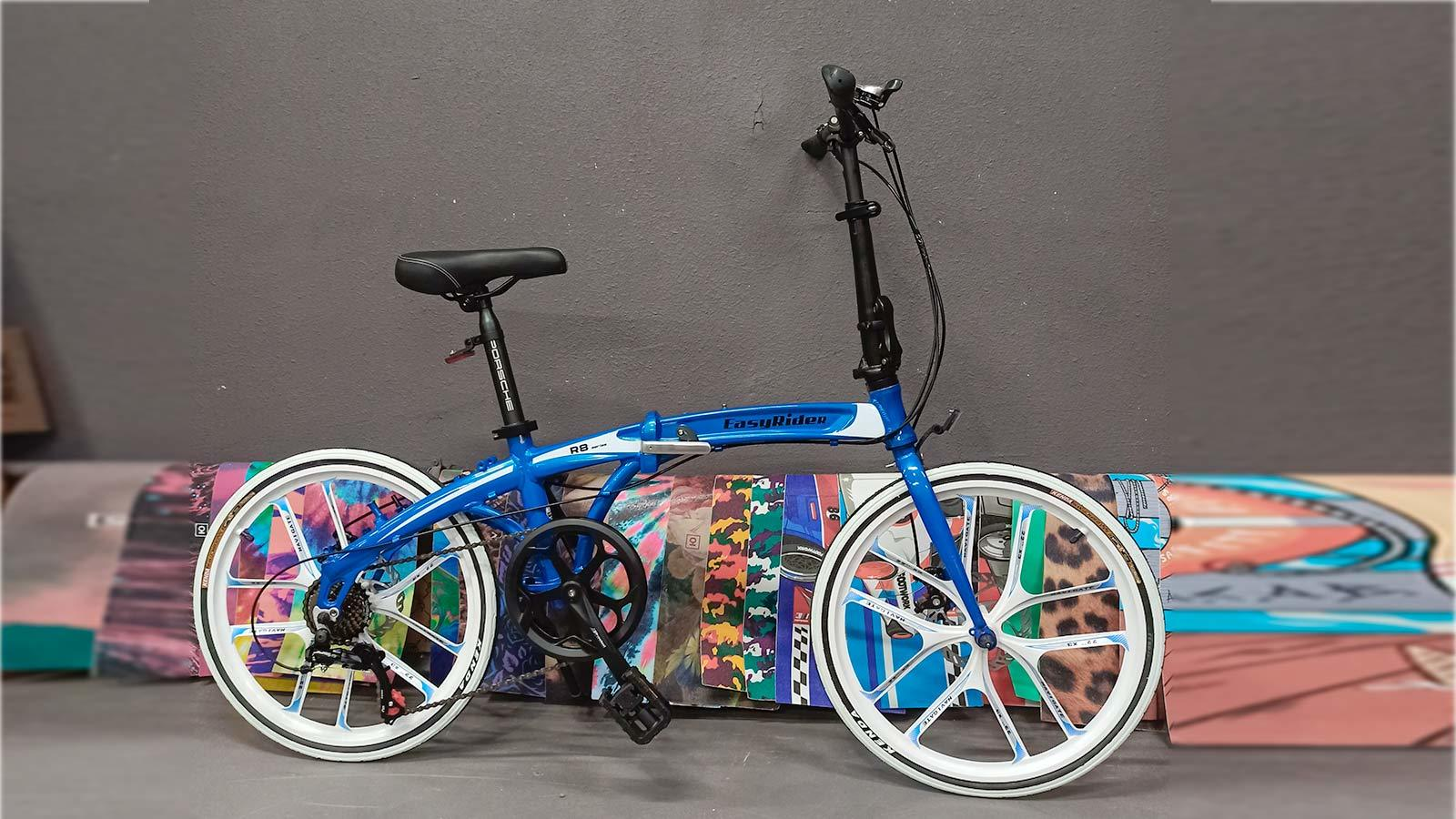 велосипед складной Easyrider smart 20