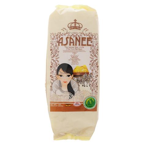Рис тайский жасминовый Asanee Тай Хом Мали 1 кг
