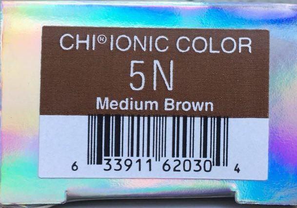 Крем-краска CHI Ионик 5 N 85 гр