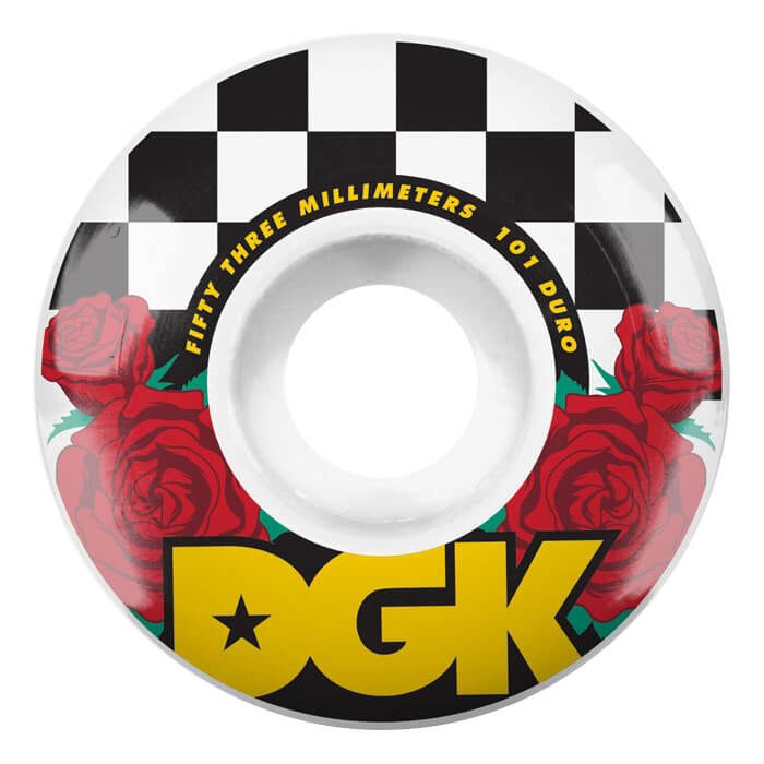 Колёса для скейтборда DGK Fast Times 101A