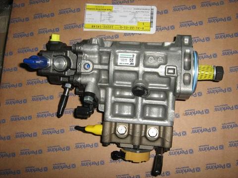 Топливный насос высокого давления / PRESSURE PUMP АРТ: 10000-18148