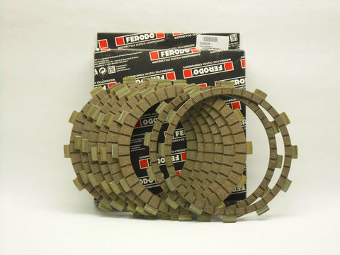 Комплект фрикционных дисков FERODO FCD0219