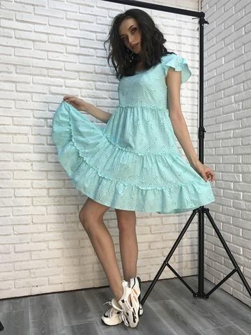 Платье-сарафан из вискозы купить