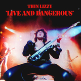 Thin Lizzy / Live And Dangerous (2LP)