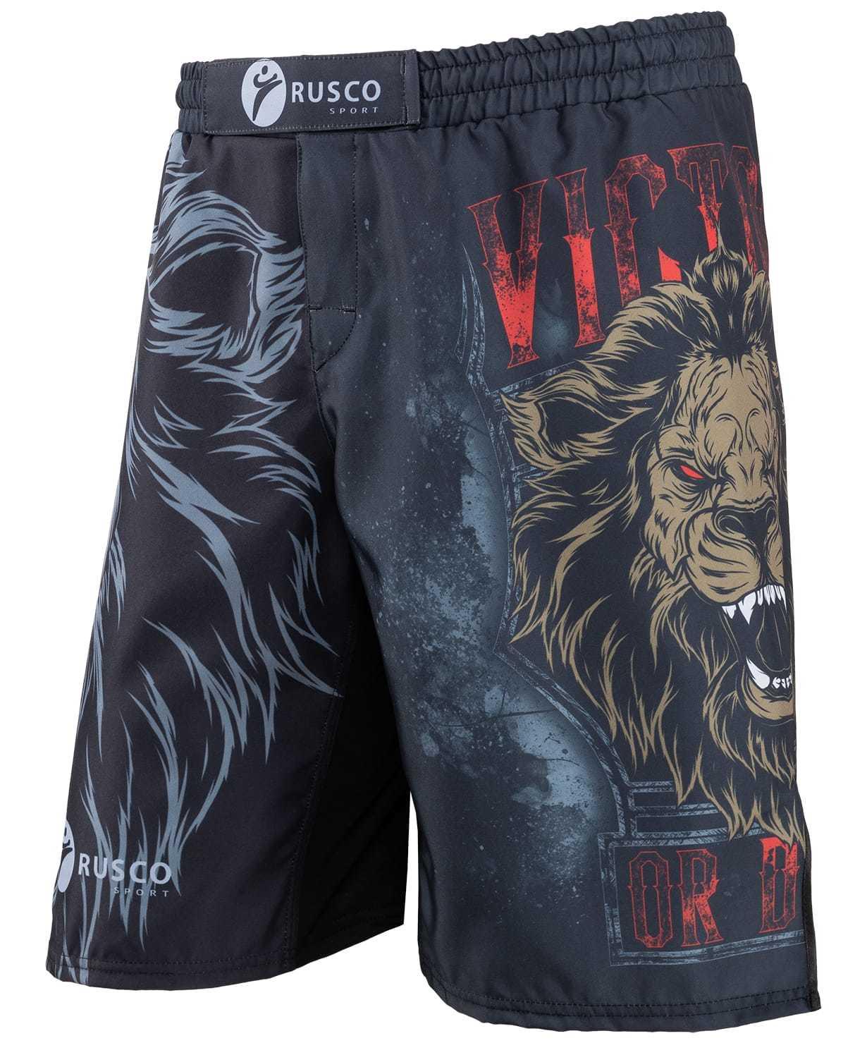 Рашгарды и шорты Шорты для MMA Lion, детские 8691f6143fe87192e7e485d4a85f2b6d.jpg