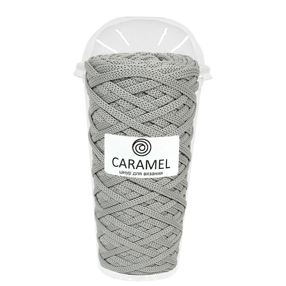 Плоский полиэфирный шнур Caramel Полиэфирный шнур Caramel Кёльн Келн.jpg
