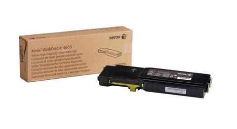Картридж Xerox 106R02754 желтый