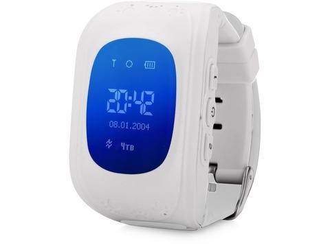 Детские часы Smart Baby Watch Q50 White Белые