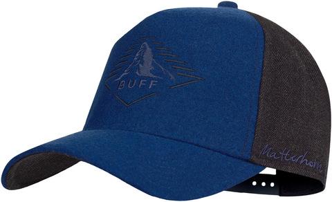 Кепка Buff Snapback Cap Matterhorn Blue фото 1