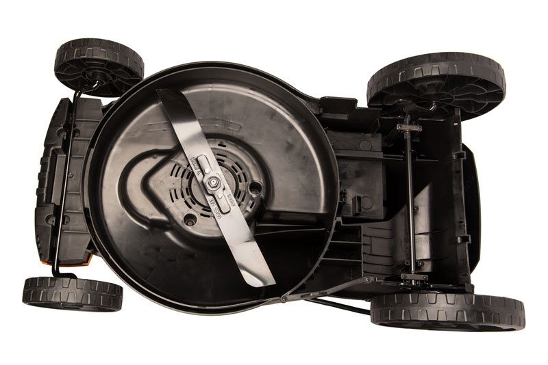 Газонокосилка аккумуляторная WORX WG744E.9 40В