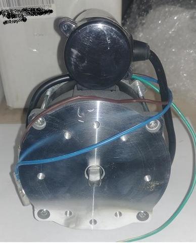 Двигатель эл. переменного тока QUATTRO ELEMENTI QE-35D 230Вт (243-912-101)