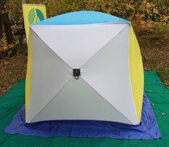Палатка для зимней рыбалки Стэк Куб-2