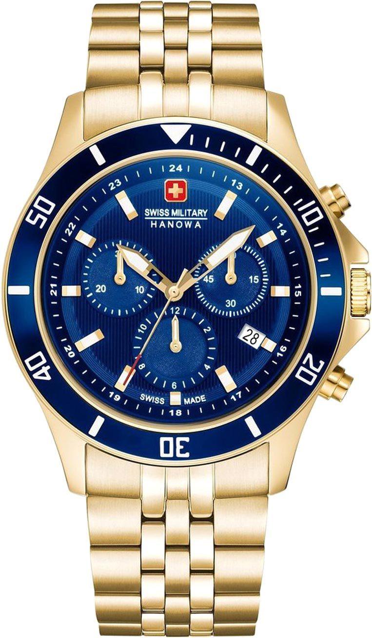 Часы мужские Swiss Military Hanowa 06-5331.02.003 Flagship Chrono II