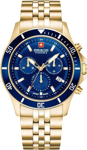 Часы мужские Swiss Military Hanowa 06-5331.02.003 Flagship Chrono II