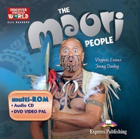 The Maori People. Student's multi-ROM (для ученика)